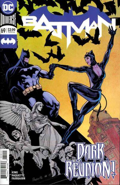 Бэтмен Том 3 #69, Batman Vol 3 #69 читать скачать комиксы онлайн