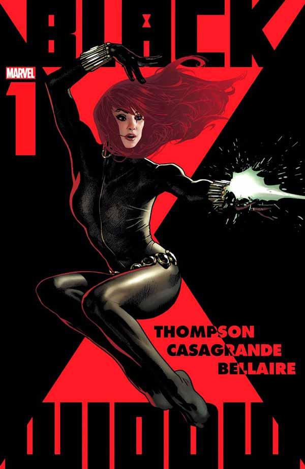 Чёрная Вдова Том 8 #1, Black Widow Vol 8 #1 читать скачать комиксы онлайн
