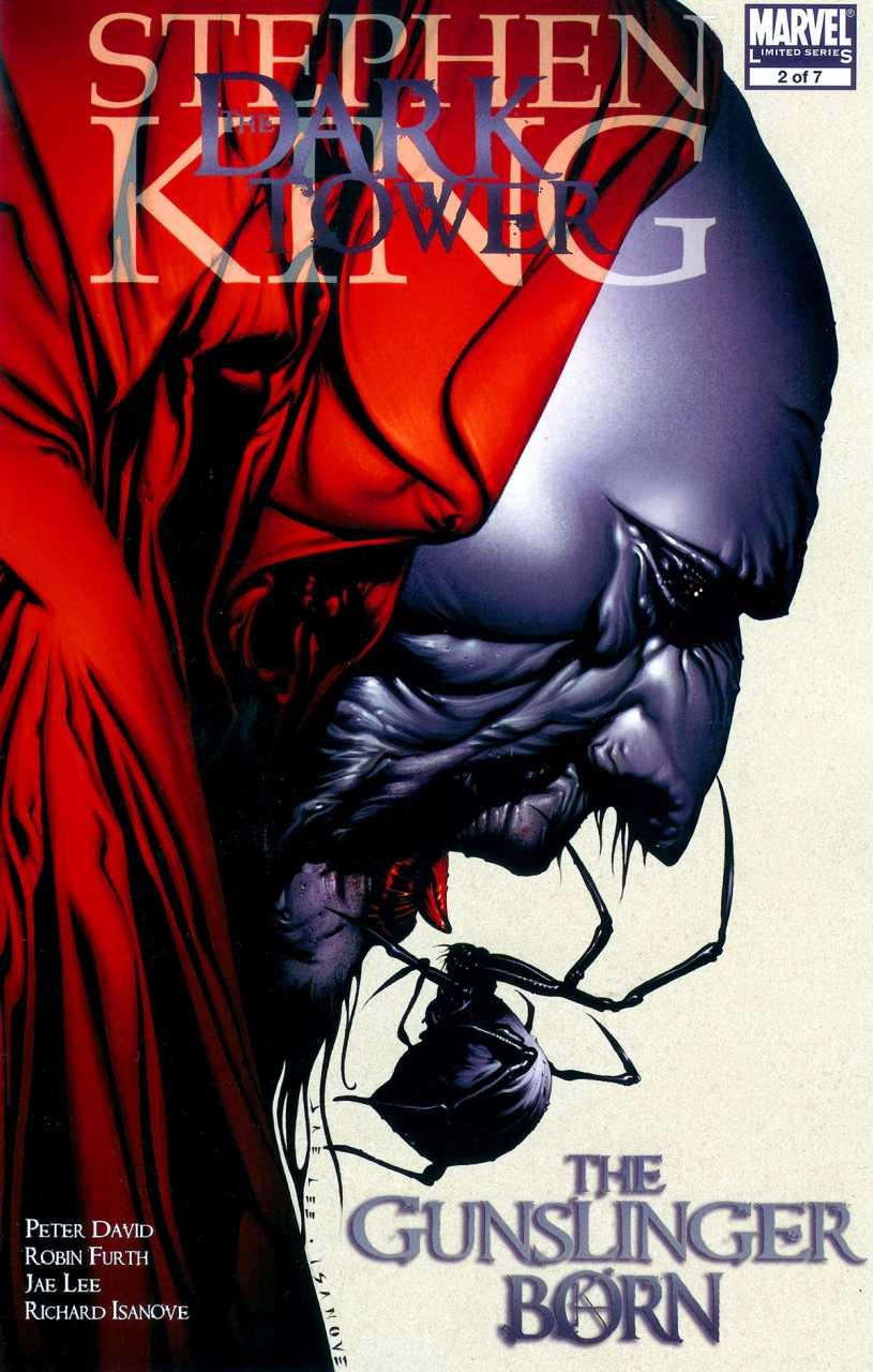 Тёмная Башня: Прирождённый Стрелок #2, Dark Tower: The Gunslinger Born #2 читать скачать комиксы онлайн
