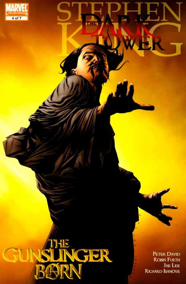 Тёмная Башня: Прирождённый Стрелок #4, Dark Tower: The Gunslinger Born #4 читать скачать комиксы онлайн