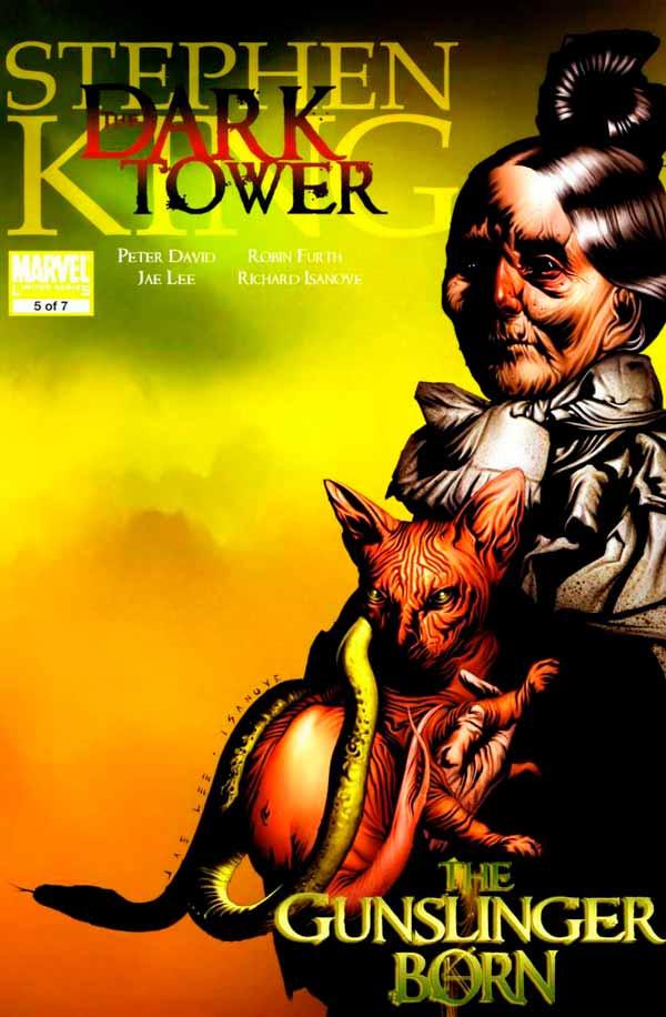 Тёмная Башня: Прирождённый Стрелок #5, Dark Tower: The Gunslinger Born #5 читать скачать комиксы онлайн