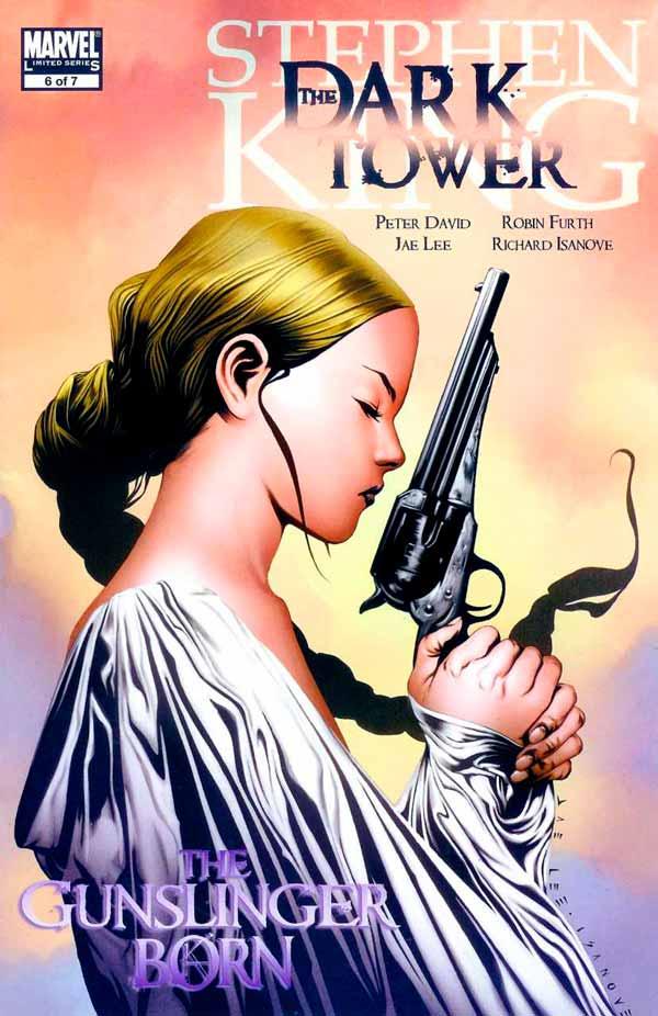 Тёмная Башня: Прирождённый Стрелок #6, Dark Tower: The Gunslinger Born #6 читать скачать комиксы онлайн