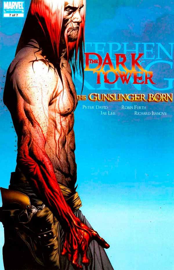 Тёмная Башня: Прирождённый Стрелок #7, Dark Tower: The Gunslinger Born #7 читать скачать комиксы онлайн