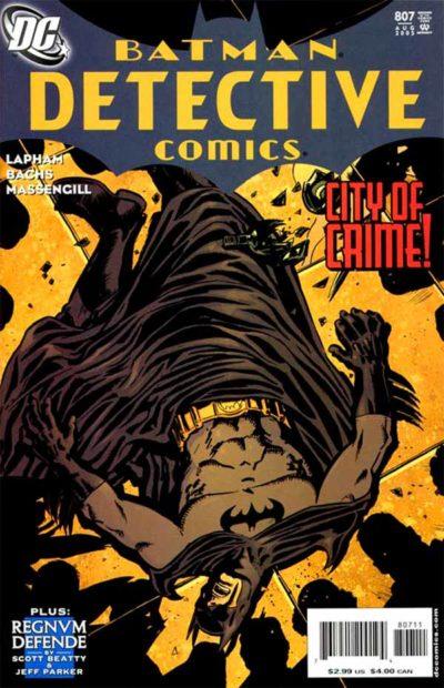 Detective Comics #807, Детективные Комиксы #807 читать онлайн, комиксы бесплатно читать, комиксы на русском