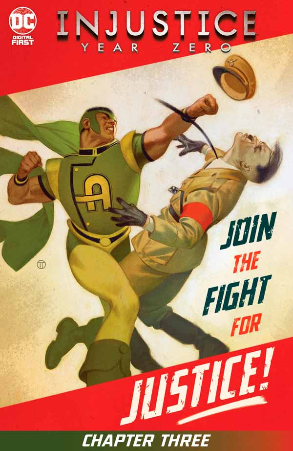 Несправедливость: Нулевой Год Том 1 #3, Injustice: Year Zero Vol 1 #3 читать скачать комиксы онлайн