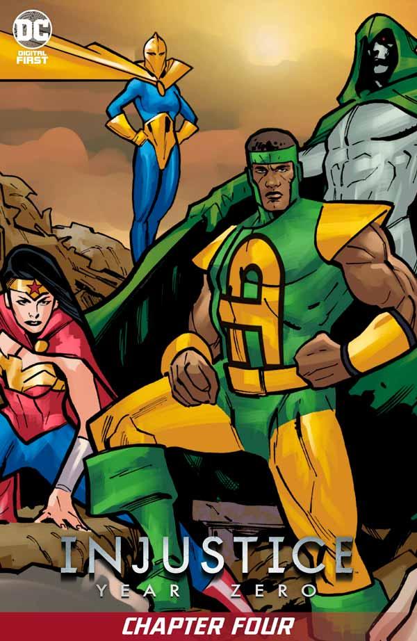 Несправедливость: Нулевой Год Том 1 #4, Injustice: Year Zero Vol 1 #4 читать скачать комиксы онлайн