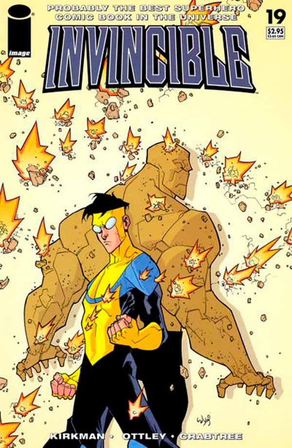 Неуязвимый (Invincible) #19 читать скачать комиксы онлайн