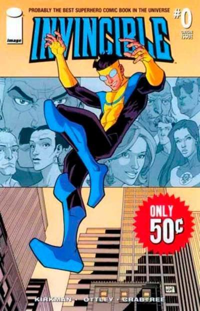 Неуязвимый (Invincible) #0 читать скачать комиксы онлайн, Марк Грейсон Непобедимый комиксы онлайн