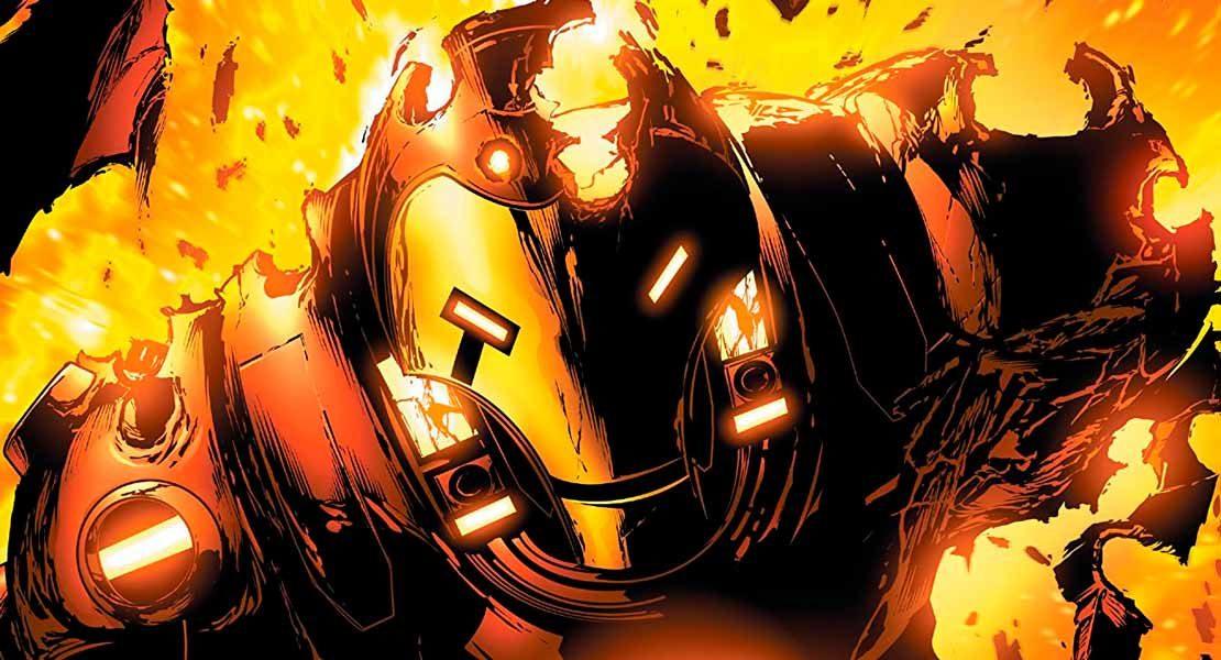 Модель 29, Тони Старк Броня 29, Гиперскоростная броня, Iron Man: Hypervelocity