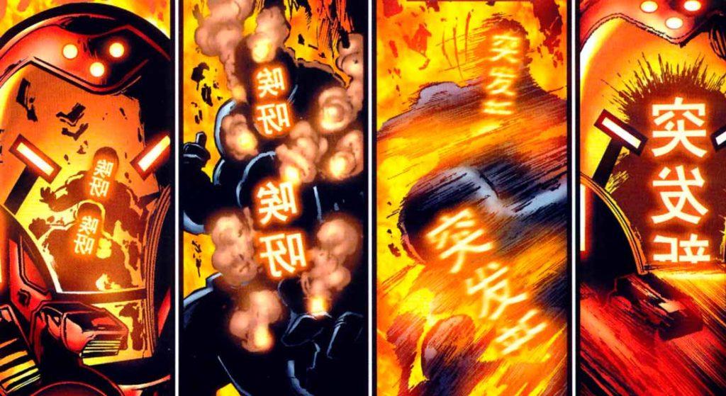 Броня Тони Старка модель 29, Тони Старк Гиперскорость, Железный человек и Гиперскоростная броня