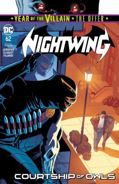 Найтвинг Том 4 #62, Nightwing Vol 4 #62 читать скачать комиксы