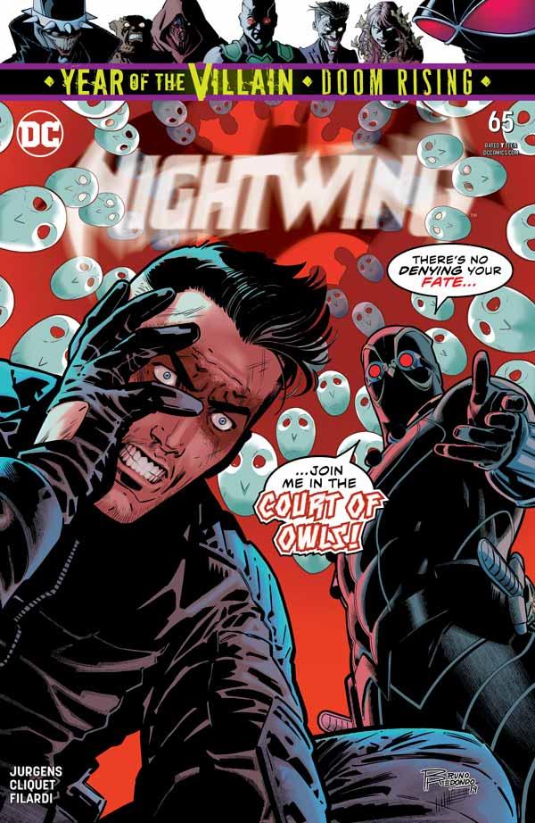 Найтвинг Том 4 #65, Nightwing Vol 4 #65 читать скачать комиксы