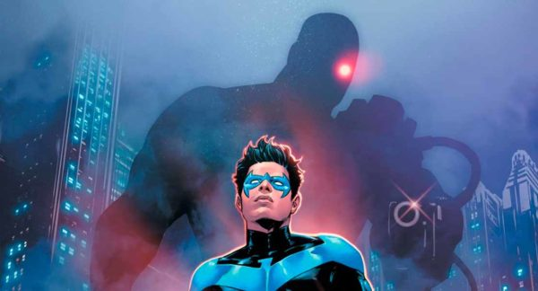 Nightwing Vol 4 #75, Найтвинг Том 4 #75 комиксы Дик Грейсон