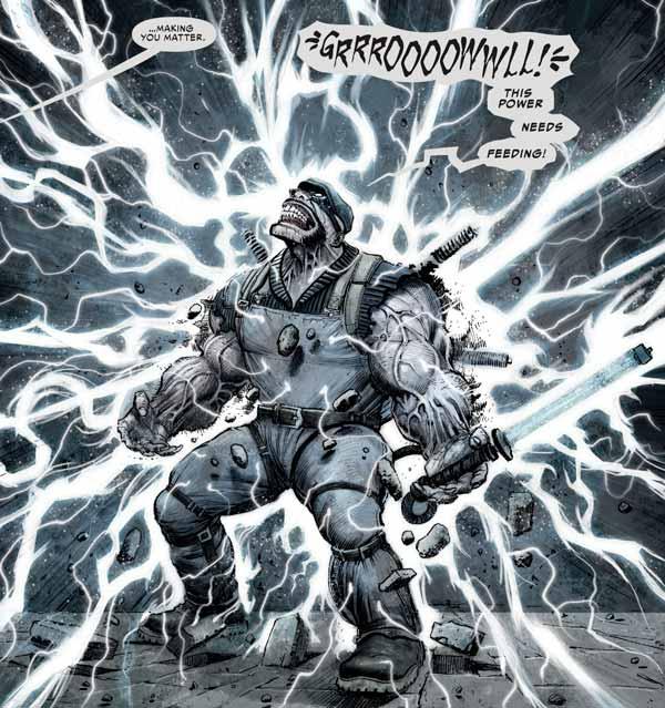 Электро, Нуарный Человек-паук, Человек-паук Нуар #4 Том 2, Spider-Man Noir #4 Vol 2