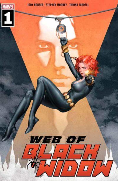 Web of Black Widow Vol 1 #1, Паутина Чёрной Вдовы Том 1 #1 читать скачать комиксы онлайн