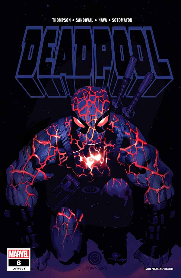 Deadpool Vol 8 #8, Дэдпул Том 8 #8