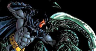 Бэтмен против Чужих, Чужие против Бэтмена, Batman/Aliens