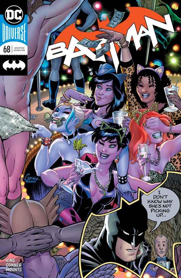 Бэтмен Том 3 #68, Batman Vol 3 #68 читать скачать комиксы онлайн