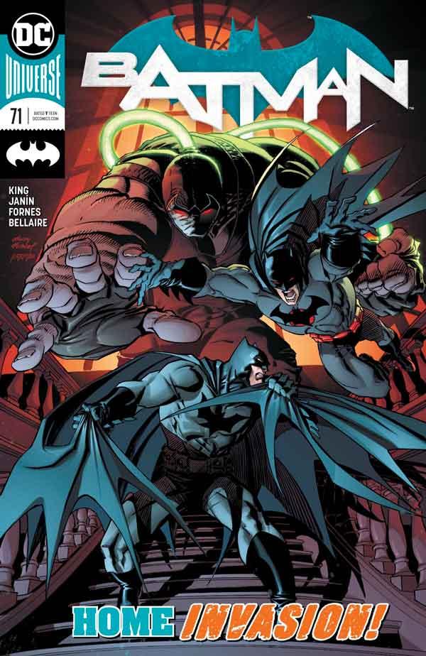 Бэтмен Том 3 #71, Batman Vol 3 #71 читать скачать комиксы онлайн