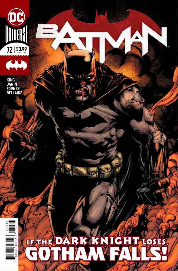 Бэтмен Том 3 #72, Batman Vol 3 #72 читать скачать комиксы онлайн