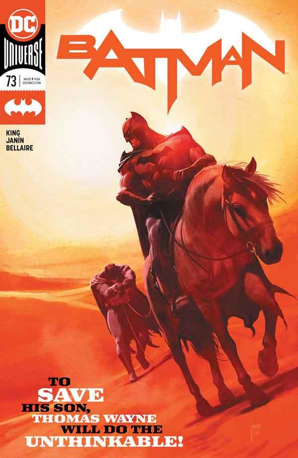 Бэтмен Том 3 #73, Batman Vol 3 #73 читать скачать комиксы онлайн