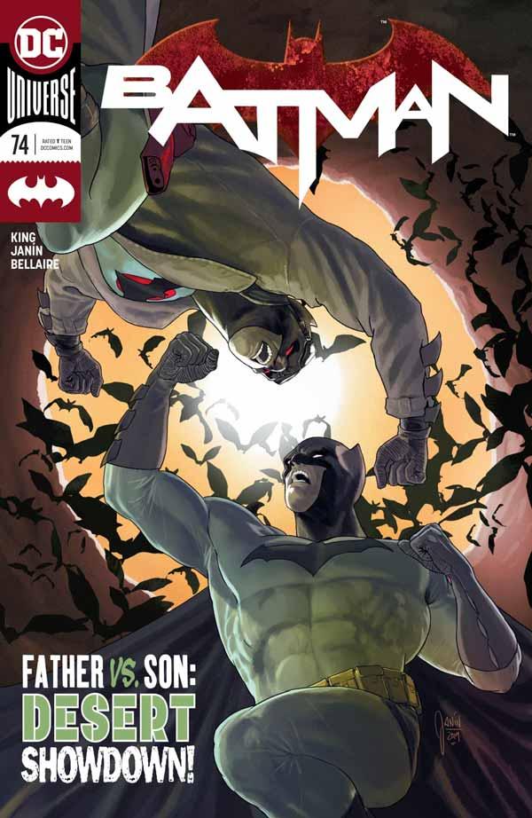 Бэтмен Том 3 #74, Batman Vol 3 #74 читать скачать комиксы онлайн