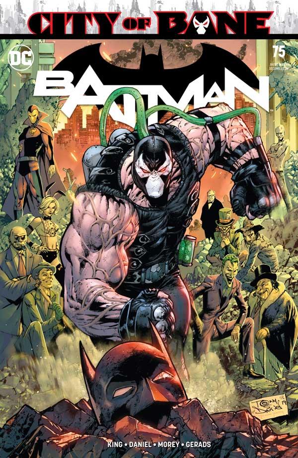 Бэтмен Том 3 #75, Batman Vol 3 #75 читать скачать комиксы онлайн