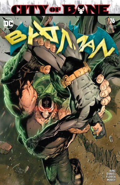 Бэтмен Том 3 #76, Batman Vol 3 #76 читать скачать комиксы онлайн