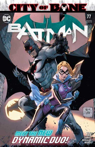 Бэтмен Том 3 #77, Batman Vol 3 #77 читать скачать комиксы онлайн
