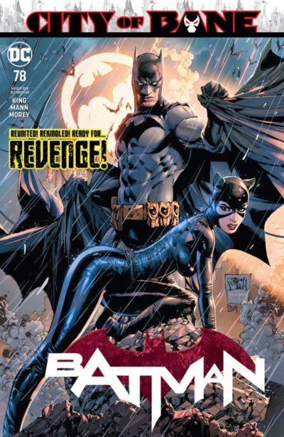 Бэтмен Том 3 #78, Batman Vol 3 #78 читать скачать комиксы онлайн
