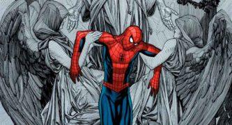 Смерть Совершенного Человека-Паука, Death of Spider-Man, комиксы Человек-Паук