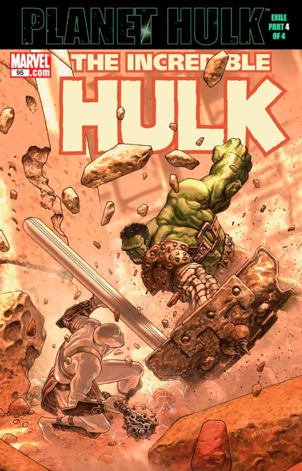 Incredible Hulk Vol 2 #95, Невероятный Халк Том 2 #95 читать скачать комиксы онлайн