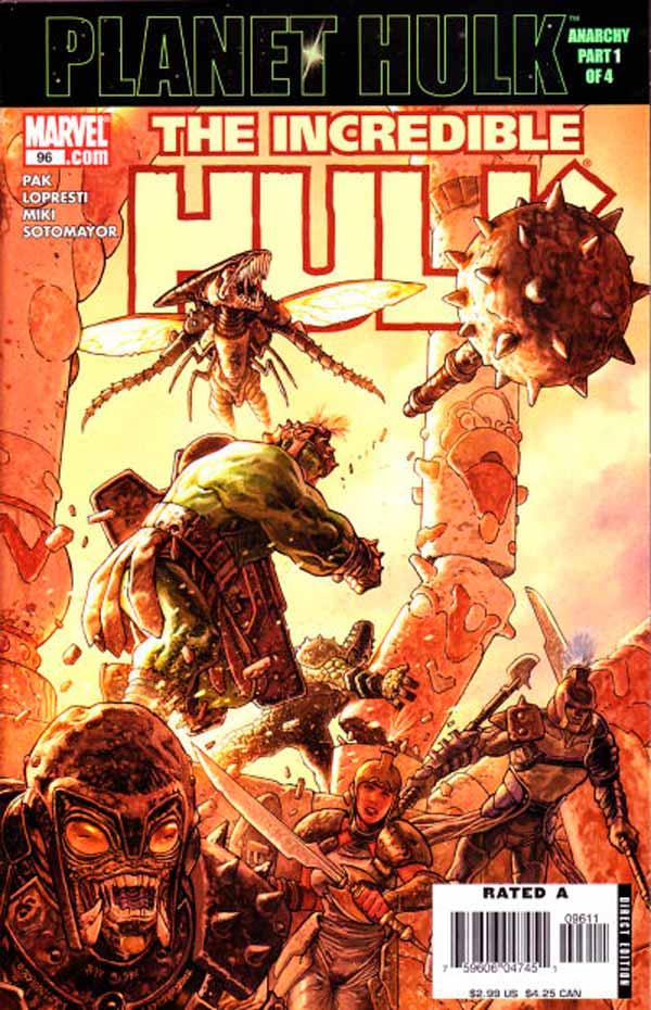 Incredible Hulk Vol 2 #96, Невероятный Халк Том 2 #96 читать скачать комиксы онлайн