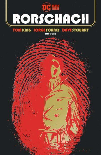 Rorschach Vol 1 #1, Роршах Том 1 #1 читать скачать комиксы онлайн, комиксы Хранители, комиксы про Роршаха