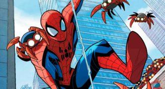 W.E.B. of Spider-Man #1, МИБ Человек-Паук #1 2020, комиксы про Человека Паука