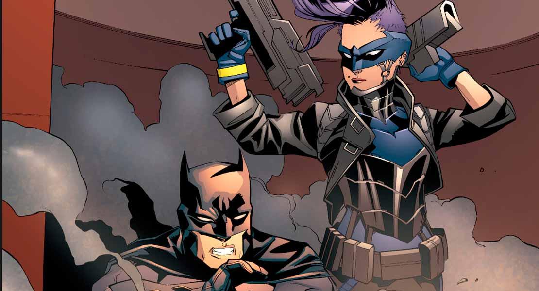 Бэтмен Харпер Роу, Batman, Harper Row
