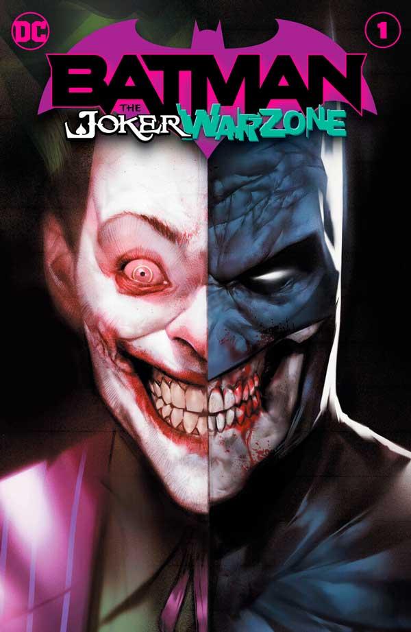 Batman: The Joker War Zone Vol 1 #1, Бэтмен: Зона Войны Джокера Том 1 #1 читать скачать комиксы онлайн