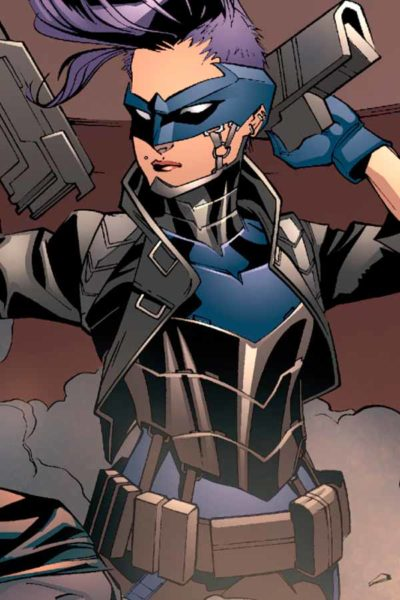 Бэтмен Харпер Роу, Batman, Harper Row биография персонажа комикс ДС