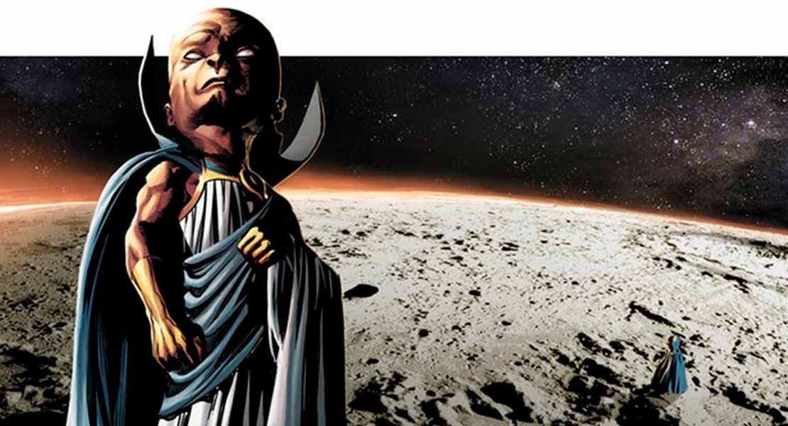 Самые могущественные герои Marvel и DC, Уату комиксы Марвел, Наблюдатель Марвел