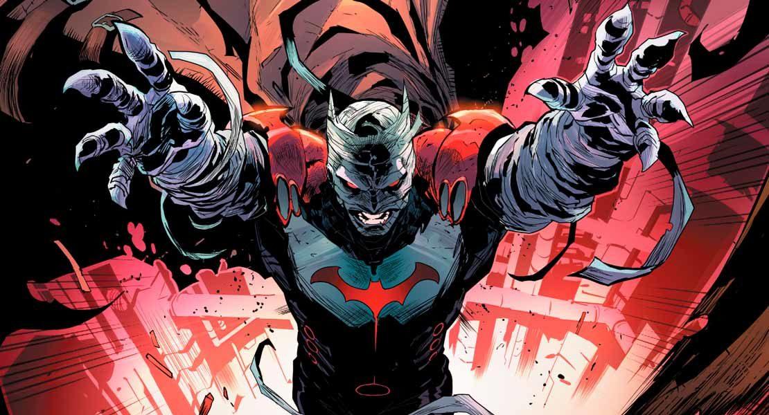 Темная Мультивселенная Бэтмен: Тихо #1, Tales From The Dark Multiverse: Hush #1, комиксы Бэтмен
