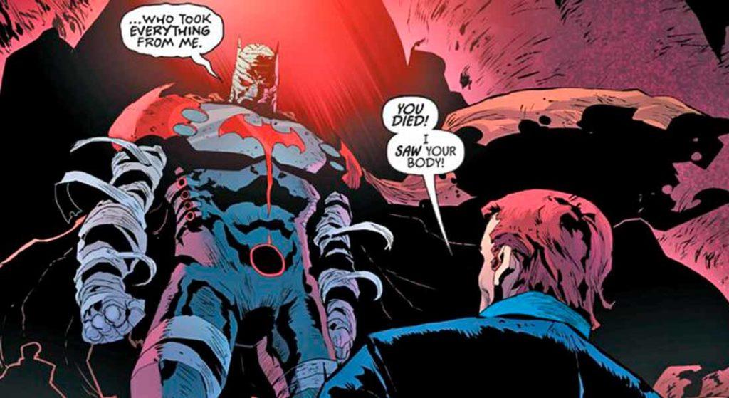Tales From The Dark Multiverse: Hush #1, Темная мультивселенная: Бэтмен Тихо  #1, комиксы про Бэтмена,
