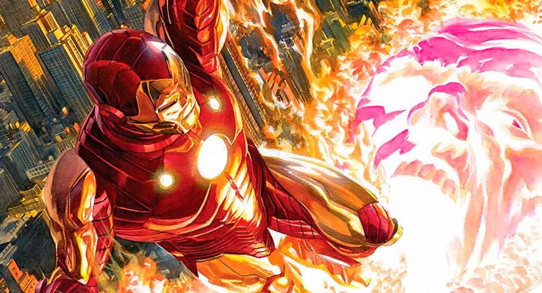 Iron Man Vol 6 #3, Железный Человек Том 6 #3 комиксы, обзор комиксов Железный Человек