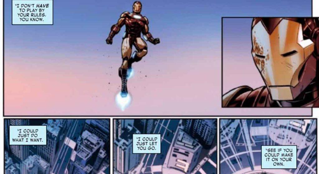 Тони Старк, Железный Человек Том 6 #3, Iron Man Vol 6 #3, комиксы Железный Человек