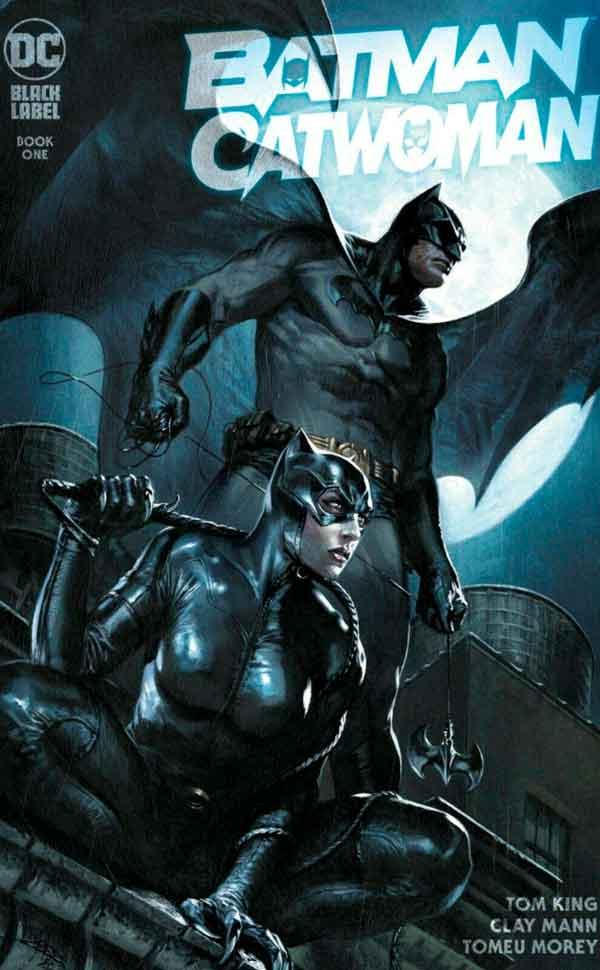 Batman/Catwoman Vol 1 #1, Бэтмен / Женщина-кошка Том 1 #1 комиксы онлайн, комиксы про Бэтмена и Женщину Кошку