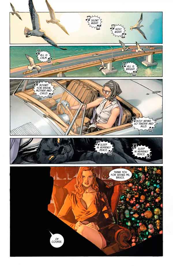 Batman/Catwoman #1 , Бэтмен Женщина кошка #1 обзор комикса, комиксы про Бэтмена