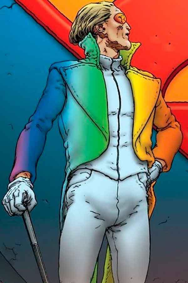 Leo Quintum, Доктор Лео Квинтум, персонаж комиксов Блистательный Супермен