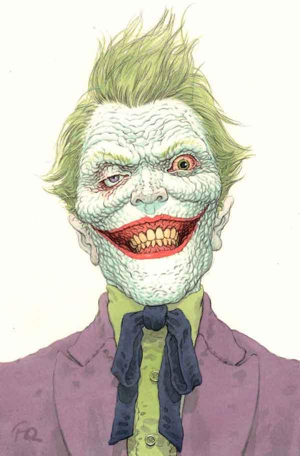Haunting Joker #1, Призрачный Джокер # 1 комиксы ДС, комиксы про Джокера