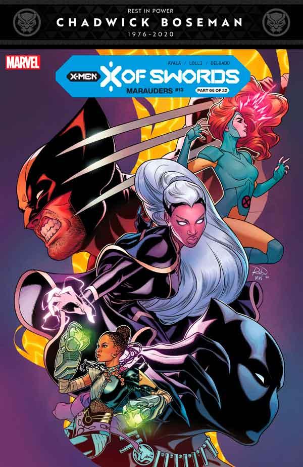 Marauders Vol 1 #13 Мародёры Том 1 #13 скачать/читать комиксы онлайн