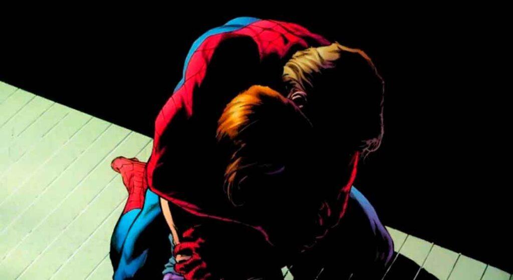 Spider-Man: One More Day, Человек-Паук: Ещё один день обзор комикса, комиксы про Человека паука, Мэри Джейн и Питер Паркер