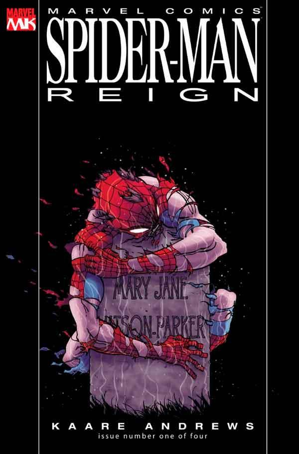 Spider-Man: Reign Vol 1 #1, Человек-паук: Стража Том 1 #1 читать скачать комиксы онлайн